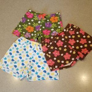 Gymboree shorts bundle